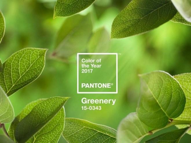 Colore Pantone 2017