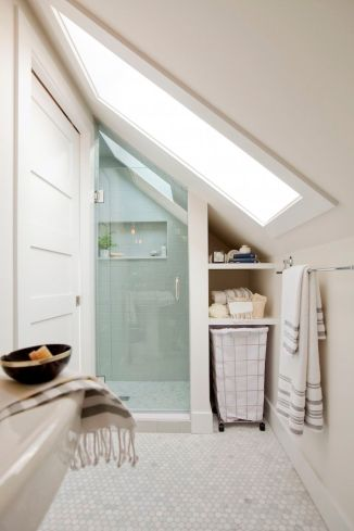 best-25-loft-bathroom-ideas-on-pinterest-loft-ensuite-loft-in-loft-conversion-small-space