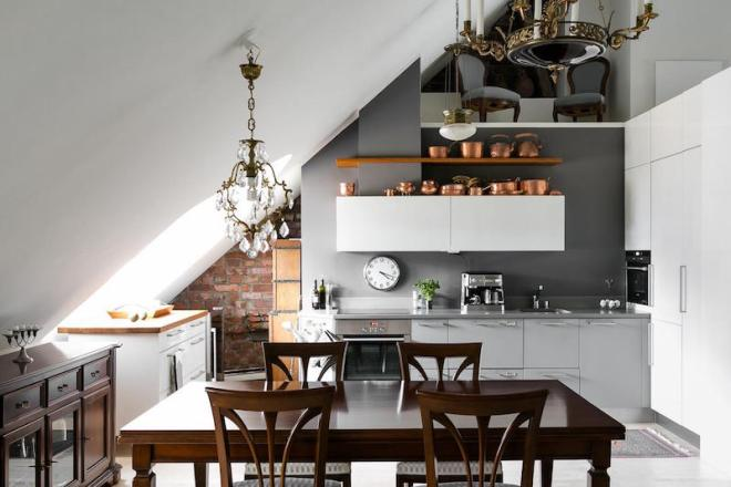 elegant-interior-design-attic-apartment-kitchen-dining